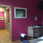 bedroom looking to ensuite