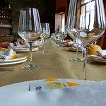 Comedor para celebraciones y eventos, 32 personas.