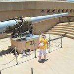 Coastal artillery piece