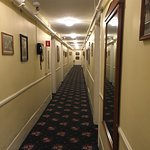 Some interior views of our stay at the Murray Hotel
