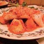 tasso-encrusted fish