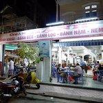Restaurant Quan HANH (10 min de l'hôtel)