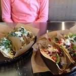 Three Taco meal with different taco varieties, $9.00 each!!!