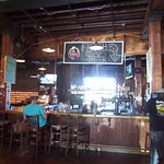 The Railyard bar