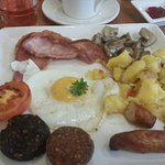 Irish Breakfast at Gleeson's