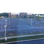 View from room in Four Points by Sheraton Columbus Ohio Airport