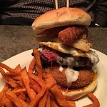 Burger Heaven...