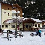 Hotel Bergkristall Restaurant Foto