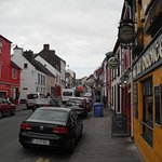 Main Street, Dingle, Ashe's is up to the right