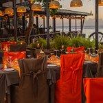 Apsara  Restaurant at Anse Chastanet Resort, Soufriere