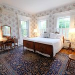 Normandy Room - Liberty Hill Inn
