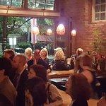 The bar at 5 Walnut