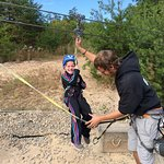 Amazing experience! I have been to another zipline place in the area and this is by far the best