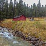 Granite Creek tumbles by