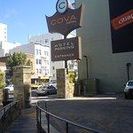 ingresso Hotel sulla Ellis Street