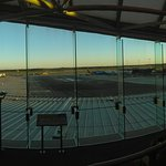 The Observation Gallery at BWI Marshall