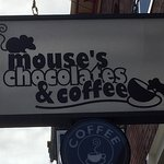 Mouses Chocolates and Coffee
