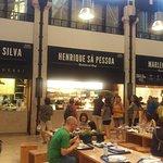 At the Mercado da Ribeiro