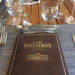 Photo de The Restaurant at Clos Malverne
