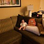 1br/2br suite, room #401