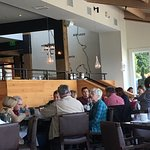 Swonderful restaurant with great views , excellent service and extremely good food.  We stopped