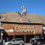 Million Dollar Cowboy Bar Foto