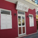 Saffron (Indian ?) Restaurant