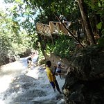 Dunn's River Falls - Almost Dunn!