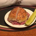 Tasty Beef on Weck