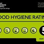 Murphy Browns Restaurant 5 Stars Food Hygiene Rating