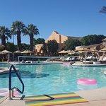 Main Westin hotel pool
