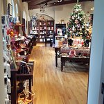 View of the gift shop.