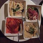 Diverse pasta's
