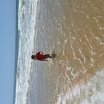 Praia Gale Foto
