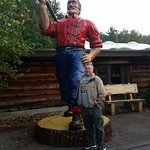 Photo of Paul Bunyan's Northwoods Cook Shanty