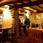Typical welcoming village pub