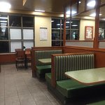 Wendy's Dining Room Canmore AB, Canada
