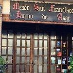 Hotel Restuarante San Francisco Foto
