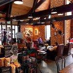 Ketchum's Starbucks Visitor Center