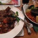 Amazing venison stew ..