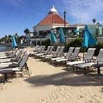 Kona Kai private beach. Photo by Carrie Finley Bajak