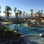 Facing the Pacific Ocean and Sea of Cortez
