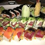 Perfect sushi! The sushi was great- the rice/fish ratio is perfect, the taste was special with t