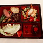 Catered Bento Box Lunch