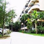Wimaan Buri Resort resmi