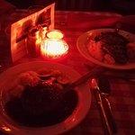 Eastern cut - steak and shrimp combo
