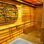 I loved this bathroom - huge