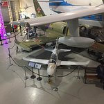 Small and big planes on display - drone arena in the back ground - popular with kids (at xtr pri