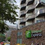 Holiday Inn Express Edmonton Downtown Foto