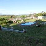 zwembad met schitterend uitzicht